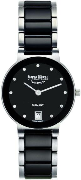 Женские часы Bruno Sohnle 17-73102-752MB bruno sohnle часы bruno sohnle 17 73134 752mb коллекция algebra