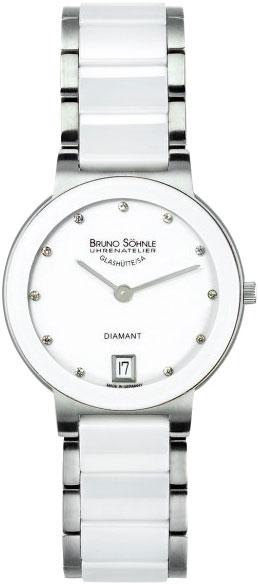 Женские часы Bruno Sohnle 17-93102-952MB bruno sohnle часы bruno sohnle 17 23109 920 коллекция sonate