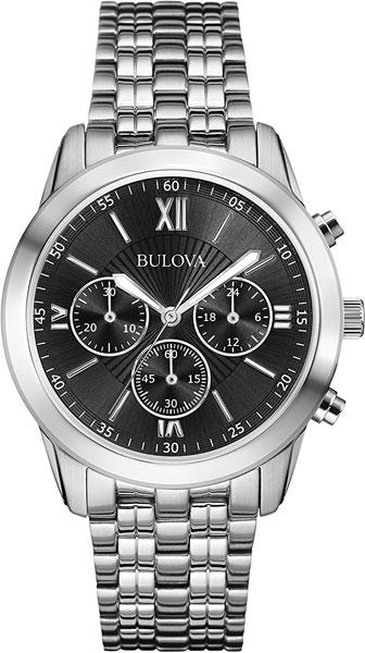 Мужские часы Bulova 96A175 bulova 98a157