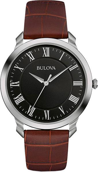 Мужские часы Bulova 96A184 мужские часы bulova 98a161