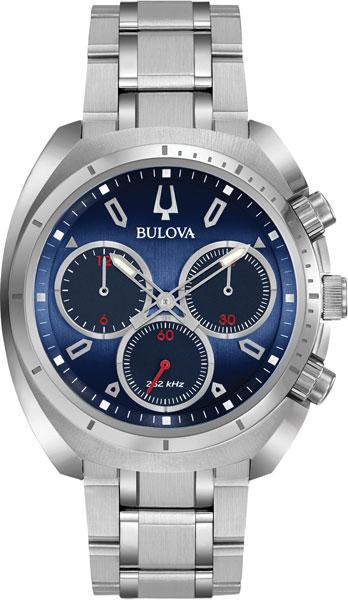 Мужские часы Bulova 96A185 bulova 98a140