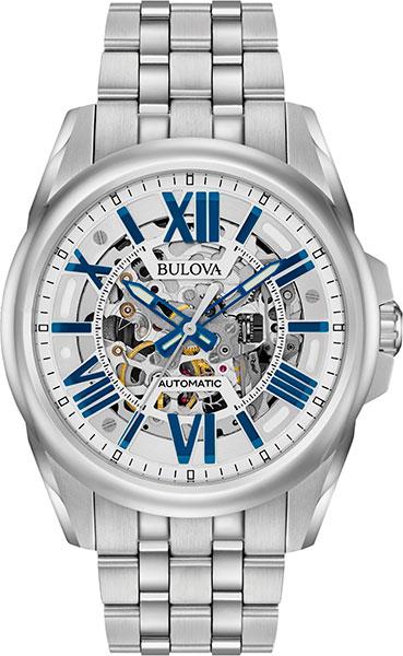 Мужские часы Bulova 96A187 bulova 98a157