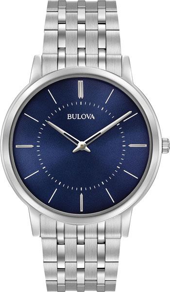 Мужские часы Bulova 96A188 bulova часы bulova 96a188 коллекция classic