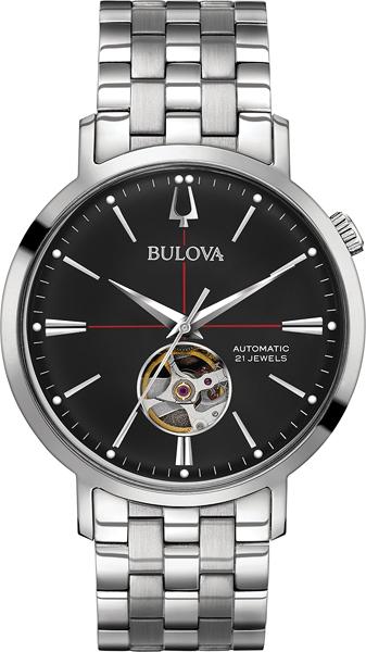 Мужские часы Bulova 96A199 цена и фото
