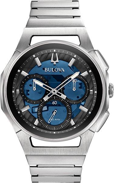 Мужские часы Bulova 96A205 bulova 96p119