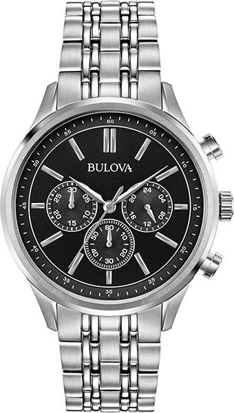 Мужские часы Bulova 96A211 мужские часы bulova 98a161