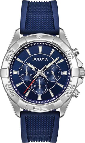 Мужские часы Bulova 96A214 bulova 98a140