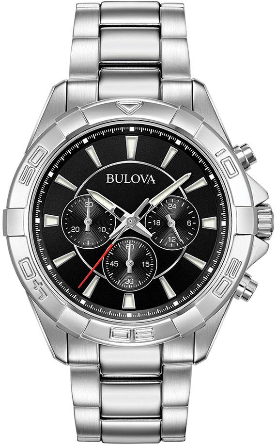 Мужские часы Bulova 96A216 мужские часы bulova 98a161