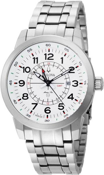 Мужские часы Bulova 96B125 bulova 98a140