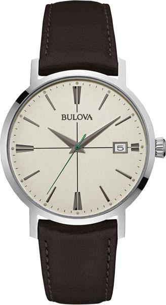 Мужские часы Bulova 96B242 bulova часы bulova 96b242 коллекция classic