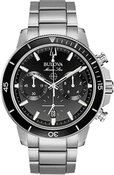 Мужские часы Bulova 96B272 bulova 98a157