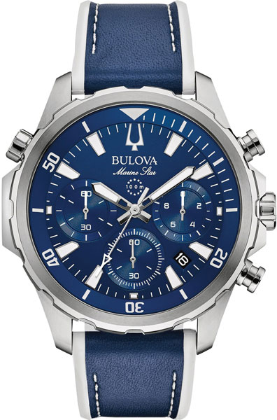 цена Мужские часы Bulova 96B287 онлайн в 2017 году