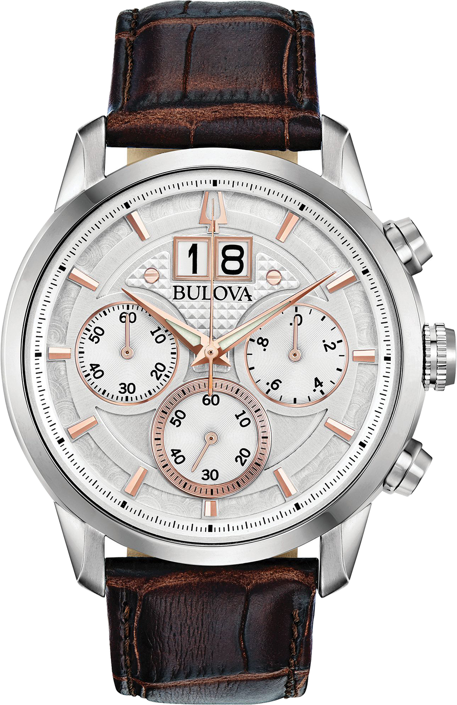 Мужские часы Bulova 96B309