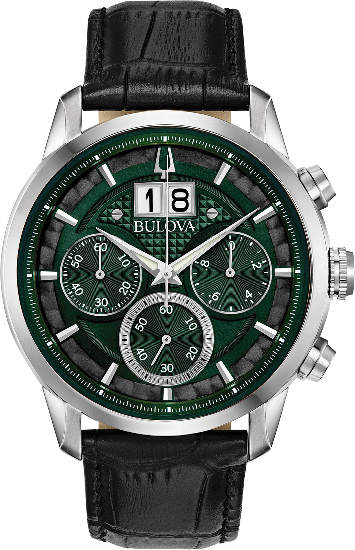 Мужские часы Bulova 96B310 мужские часы bulova 96b310