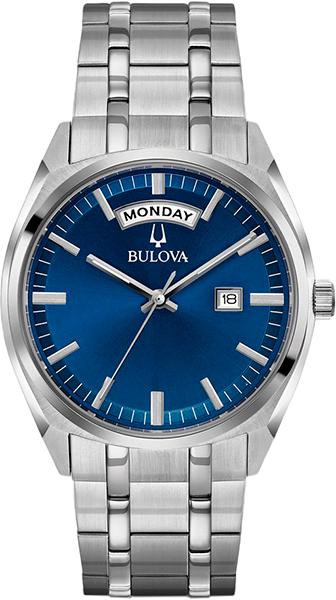 лучшая цена Мужские часы Bulova 96C125