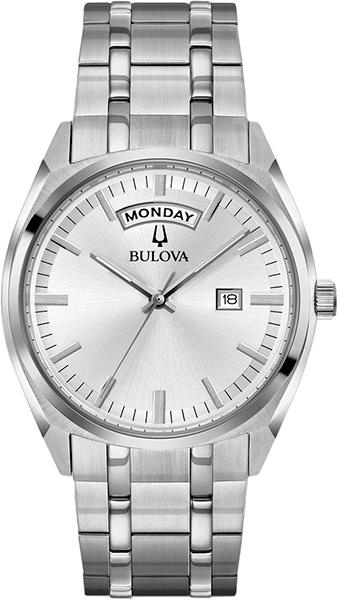 цена Мужские часы Bulova 96C127 онлайн в 2017 году
