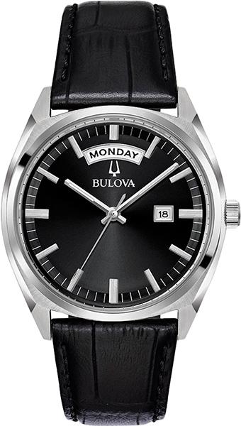 цена Мужские часы Bulova 96C128 онлайн в 2017 году