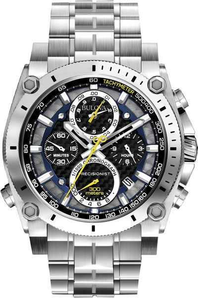 Мужские часы Bulova 96G175