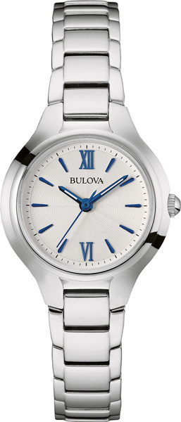 все цены на Женские часы Bulova 96L215 онлайн