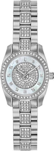 Женские часы Bulova 96L253 bulova 98a157