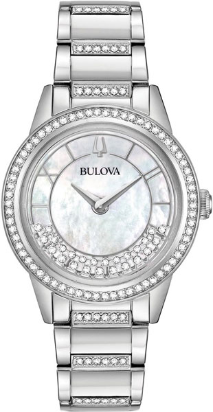 все цены на Женские часы Bulova 96L257 онлайн