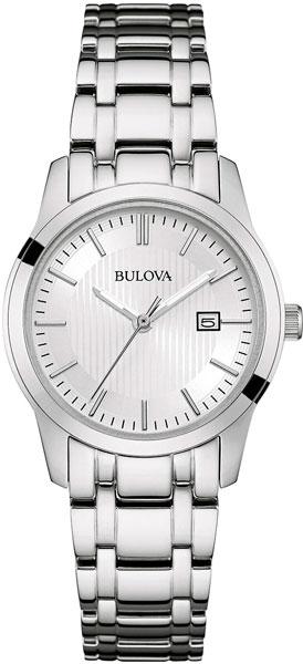 Женские часы Bulova 96M130 bulova 98a157
