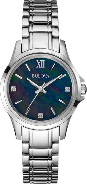 Женские часы Bulova 96P153