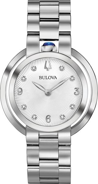 лучшая цена Женские часы Bulova 96P184