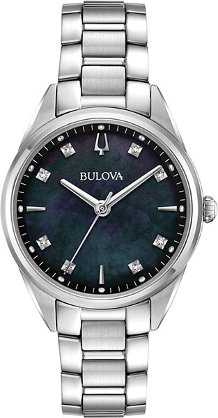 все цены на Женские часы Bulova 96P198 онлайн