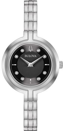 лучшая цена Женские часы Bulova 96P215