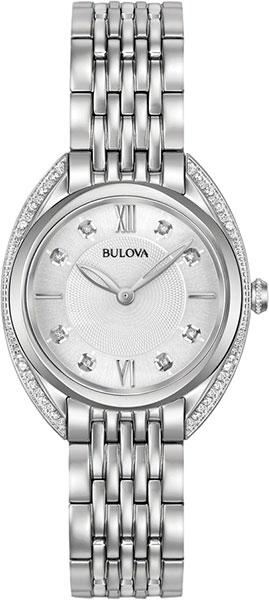 Женские часы Bulova 96R212 цена и фото