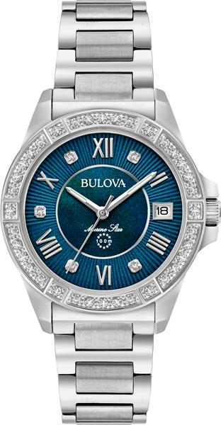 Женские часы Bulova 96R215 bulova 98a157