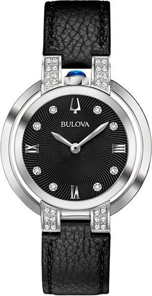 Женские часы Bulova 96R217 цена и фото