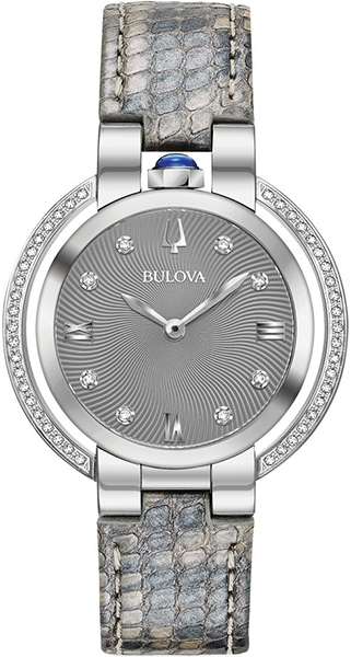 лучшая цена Женские часы Bulova 96R218