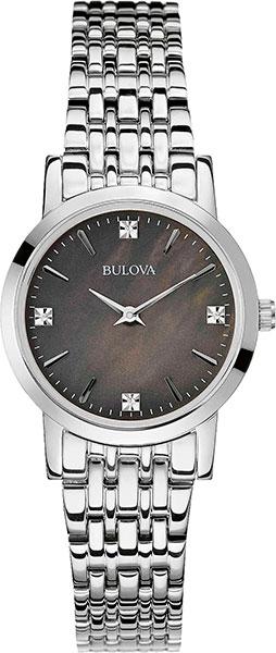 лучшая цена Женские часы Bulova 96S148