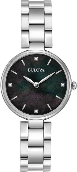 Женские часы Bulova 96S173 bulova 98a140