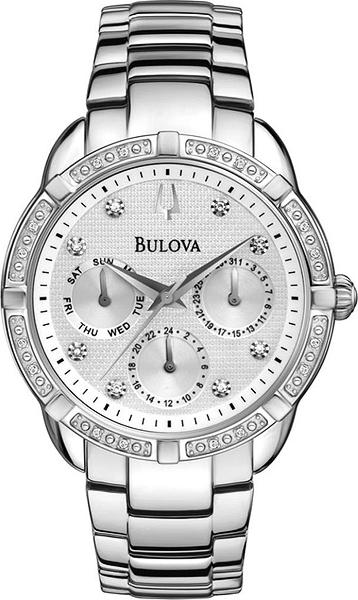 Женские часы Bulova 96W195 bulova 98a157
