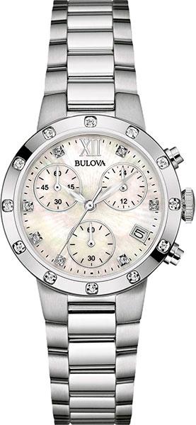 Женские часы Bulova 96W202 bulova 98a157