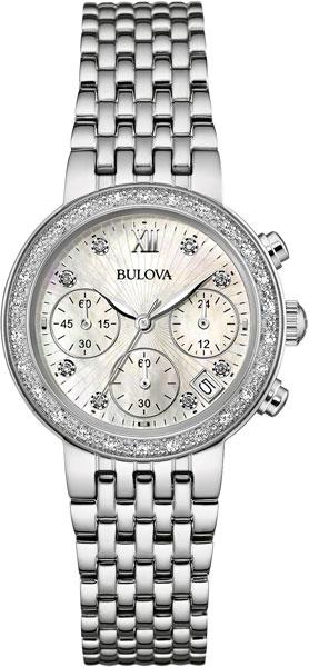 Женские часы Bulova 96W204 bulova 98a157