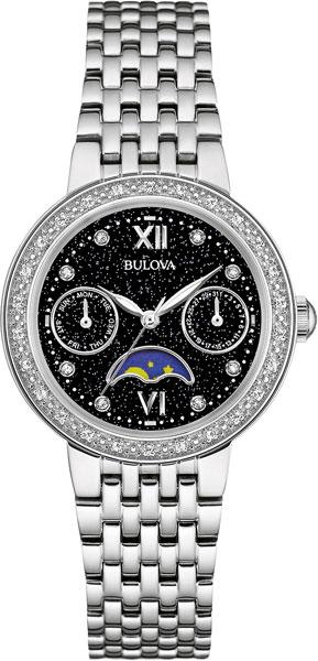 Женские часы Bulova 96W210 bulova 98a157