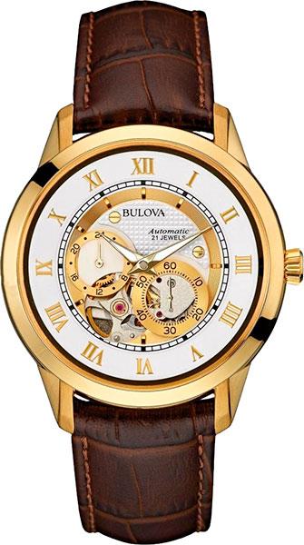 Мужские часы Bulova 97A121 bulova 97a121