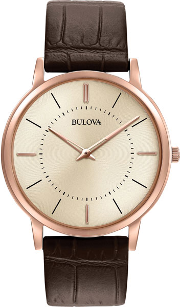 Мужские часы Bulova 97A126 bulova часы bulova 97a126 коллекция classic