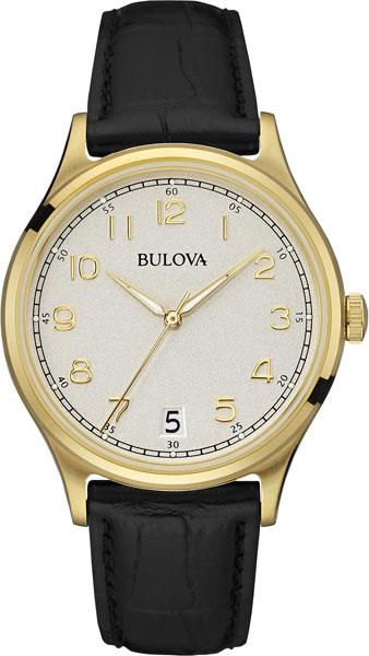 Мужские часы Bulova 97B147 bulova 98a140