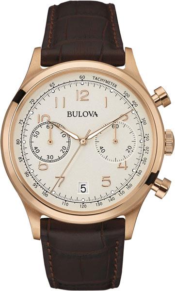 Мужские часы Bulova 97B148 bulova 98a140