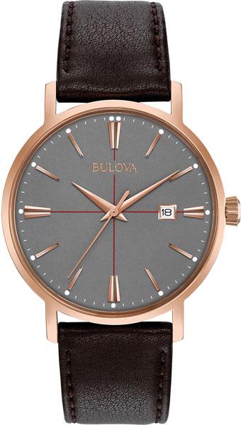 Мужские часы Bulova 97B154 bulova 98a157