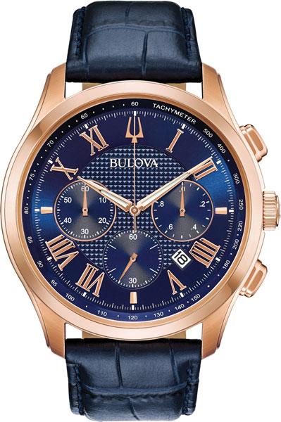 Мужские часы Bulova 97B170 bulova 98a140