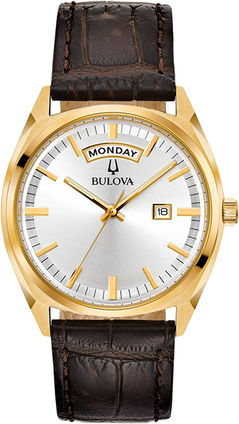 Мужские часы Bulova 97C106 мужские часы bulova 98a215