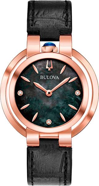 все цены на Женские часы Bulova 97P139 онлайн