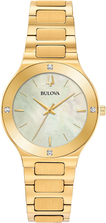 лучшая цена Женские часы Bulova 97R102