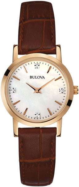 Женские часы Bulova 97S105 bulova 98a157